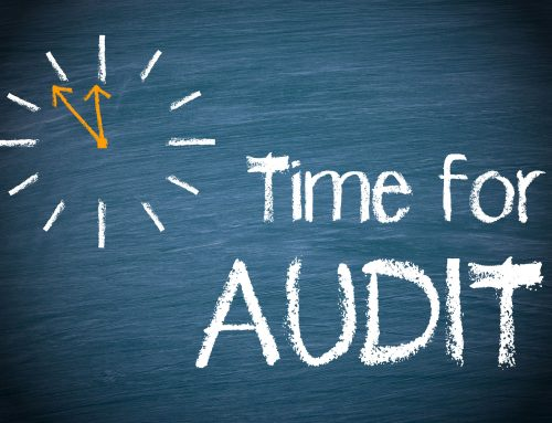Don't panic! 4 steps to turn a compliance audit into a walk in the park