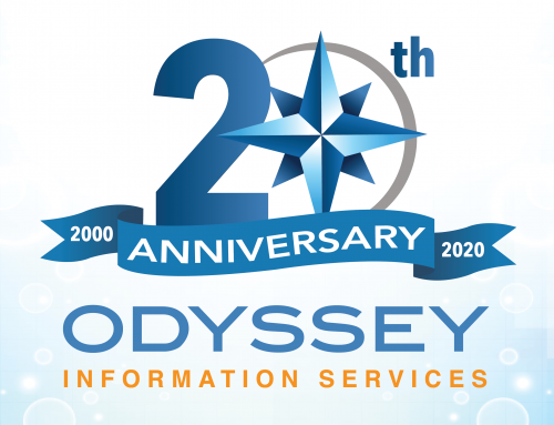 Odyssey Information Services celebrates 20 years