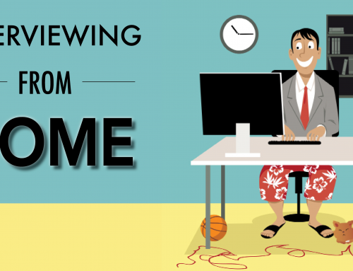 How to interview from home