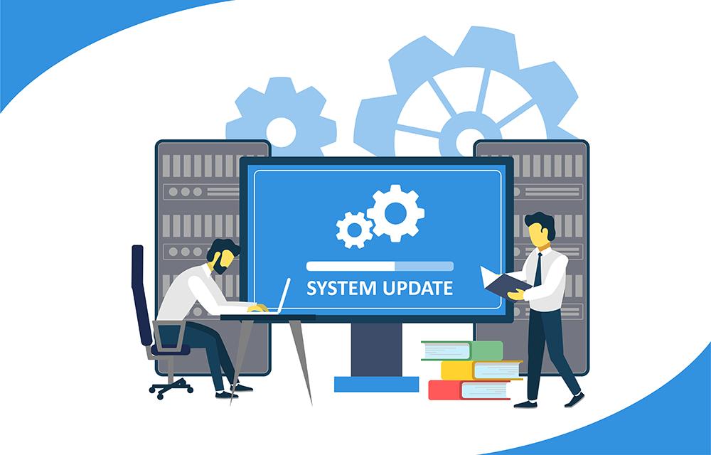 NonStop OS Upgrade