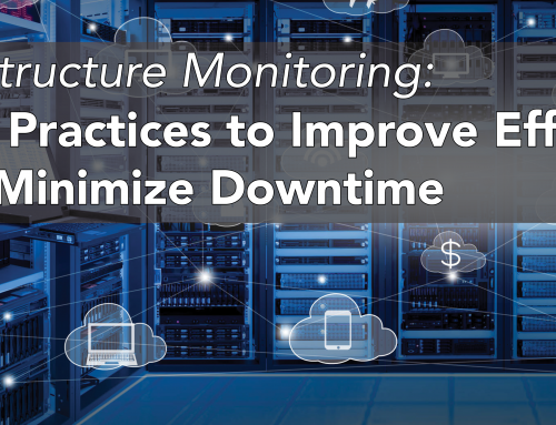 IT Infrastructure Monitoring: 5 Best Practices You Should be Doing Now to Improve Efficiency and Minimize Downtime